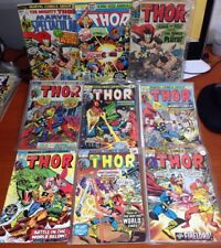 THE MIGHTY THOR COMICS BOOKS Lot of 28