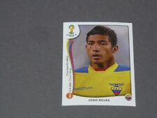 368 ROJAS CRUZ AZUL ECUADOR PANINI FOOTBALL FIFA WORLD CUP 2014 BRASIL
