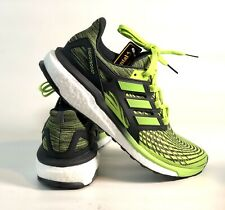 Adidas ENERGY BOOST M Solar Lime Slime Green CP9542 Men's Size 9