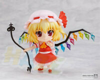 Nendoroid #136 Anime Touch Project Flandre Scarlet Figurine Jouet Modèle 10cm