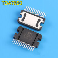 2PCS TDA7850 Audio Power Amplifier IC ST ZIP-25 TDA7850 IC Good Quality