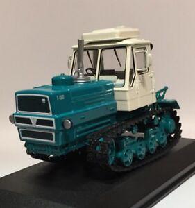 Tractor T-150 traktor trattore USSR 1/43 Hachette #47 1:43 New