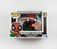 Ryan Reynolds Deadpool #321 Signed Autographed Funko Pop COA