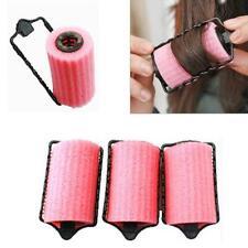 6Pcs Magic Sponge Foam Cushion Hair Styling Rollers Curlers Twist Salon Tool