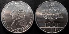 France - Vème République - 100 francs Lafayette 1987 argent - F.455/2
