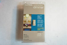 New Lutron Q-600Ph-Iv Contemporary Dimmer (Ivory)