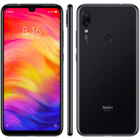 "Global Xiaomi Redmi Note 7 6.3"" 128GB ROM 4GB RAM Dual SIM LTE 48MP+13MP Negro"
