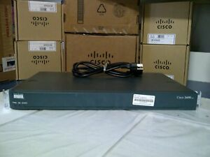 CISCO2621XM router. 2 year warranty Real time listing.