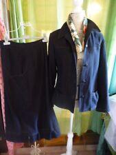 lot =3piéces ,ensemble femme T4 4jupe ,veste ++foulard assorti