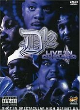 D12 Live in Chicago DVD Eminem Slim Shady Proof Bizarre Fuzz Scoota Swift Songs