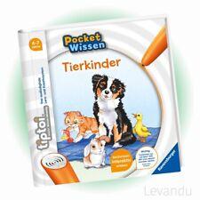 RAVENSBURGER tiptoi® Buch - Pocket Wissen - Tierkinder - NEU