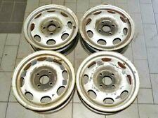 4x Stahlfelgen Felge 4,5x13 4x100 ET35 VW Polo, Lupo, Seat  Arosa  6N0601025E
