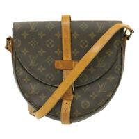 LOUIS VUITTON Monogram Chantilly GM Shoulder Bag M51232 LV Auth kh466