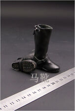 Very Hot Wwii Germany Army Long Boots Type C 1/6