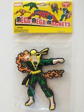 Mega Mega Magnets: Marvel Series 1 - IRON FIST - New In Package