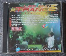Les nuits Trance - la compil dance, CD