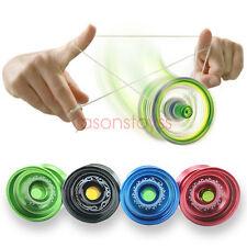 Aluminum Design Bearing String Trick Alloy Professional YoYo Ball Kids Adult