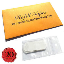 INSTANT FACELIFT,NECKLIFT TAPE REFILL ANTI AGEING.ANTI WRINKLE LARGE  PACK U.K.