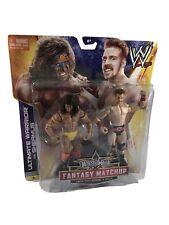 2013 WWE WWF Mattel Sheamus Ultimate Warrior Wrestling Figures MOC Wrestlemania
