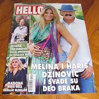 Madonna - HELLO Serbian September 2017 NEW and VERY RARE