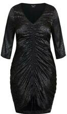 City Chic Dress Vamp Appeal medium
