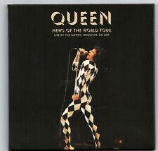QUEEN - NEWS OF THE WORLD TOUR 1977 - 2CD DIGISLEEVE - NEW RELEASE JUNE 2019