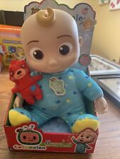 Cocomelon Musical Bedtime Jj Doll Coco Melon YouTube Toddler Baby Plush