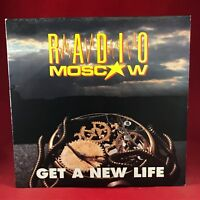 RADIO MOSCOW get a new life 1992 UK  vinyl LP  EXCELLENT CONDITION