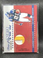 2004 Playoff Prestige Stars of the NFL #NFL21 LaDainian Tomlinson/25 *RARE* L471