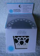 "Martha Stewart ""Modern Lace Circle Edge Punch Cartridge"" #42-93008"