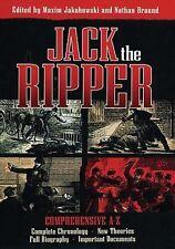 Jack the Ripper (2009, Hardcover) - Jakubowski and Braund