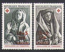 Reunion 1973 Red Cross/Medical/Welfare/Women 2v set (n34776)