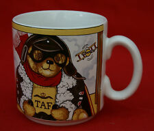"BEAUTIFUL WADE ""TEDDY AIR FORCE"" MUG - PERFECT CONDITION!"