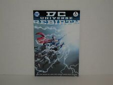 DC Universe Rebirth 2016 #1A (NM/NM+ or 9.4/9.6) - 1st Print - Sold Out!