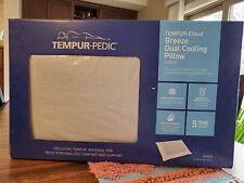 Tempur Pedic Cloud Breeze Dual Cooling Pillow. Queen Size. Nib