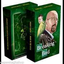 Breaking Bad Green Deck Playing Cards Poker Size USPCC Custom Limited New Sealed