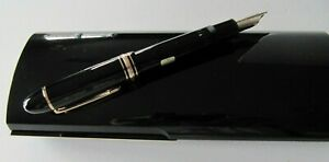 Vintage MONTBLANC Fountain Pen NO.149 with (4810 18k M Nib) In Box Perfect