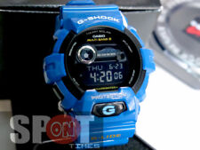Casio G-Shock G-Lide Tidal Graph Multiband 6 Solar Men's Watch GWX-8900D-2