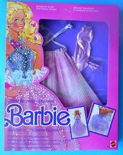 ABITO BARBIE GIOIELLI SEGRETI  - JEWEL SECRET DIAMANT MATTEL - 1986