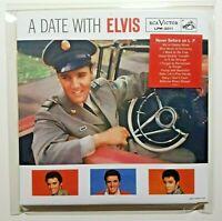 ELVIS PRESLEY : A DATE WITH ELVIS (Gatefold + 2 Bonus) ★ remastered CD ★