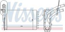 NISSENS HEATER MATRIX / HEAT EXCHANGER GOLF MK2 MK3 & VENTO INC GTI & VR6