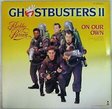 Ghostbusters II Maxi 45 tours Bobby Brown 1989