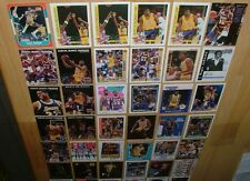 Magic Johnson 110 Card Lot of Inserts and Some Commons
