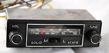 VINTAGE Solid State ASTOR CR74 car radio