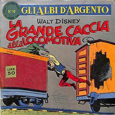 [993] GLI ALBI D'ARGENTO ed. Mondadori 1958 n.  10 stato Buono