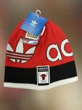 Chicago Bulls Adult adidas Skully Multi Team Knit Beanie Winter - Hat