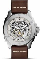 Men's Fossil Machine Automatic Steel Watch ME3083
