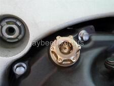 OIL FILLER CAP TITANIUM YAMAHA TTR125 TZR250 WR259 WR450 XT660 YBR125 250   R2B8