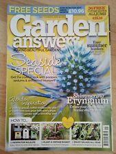 Garden Answers - September 2016