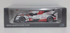 SPARK 1/43 MODEL TOYOTA HYBRID LMP1 #6 GAZOO RACING 2ND 24H LEMANS 2016 NEW